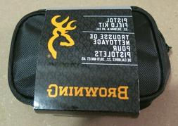 Browning Pistol Field Cleaning Kit With Black Nylon Storage