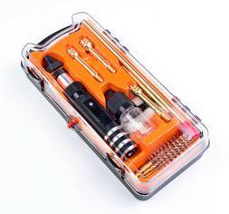Pistol Handgun Gun Cleaning Kit 9mm 380 357 Magnum .38 Speci
