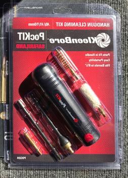 KleenBore PocKit Handgun Cleaning Kit .40/.41/10mm - New