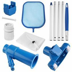 Pool Vacuum Cleaning Kit Mini Vacuum Cleaner Pool Skimmer Ne