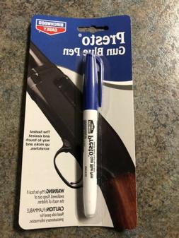 Birchwood Casey Presto Gun Blue Pen - Very Rare - No Longer