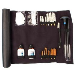 Gunslick Pro 29 Piece Roll Up Universal Gun Cleaning Kit Wit