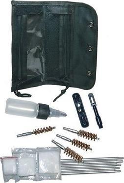 Remington R17639 Rifle Field Aluminum Rod Cleaning Kit W/Bla