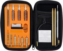 raiseek handgun cleaning kit 22 357 38