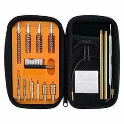 Raiseek Handgun Cleaning kit .22.357.38 9mm.45 .40 Caliber P