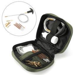 Rifle Cleaning Kit Pull Through Gun Cleaning Kit Suit .17 .2