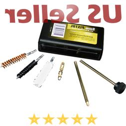 NEW UTG RUGER .38 .357 9MM HAND GUN PISTOL CLEANING KIT FIRE