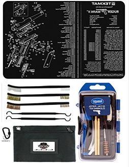 Ruger Mark II EDOG 20 PC Hybrid Gun Cleaning Kit   MarkII Te