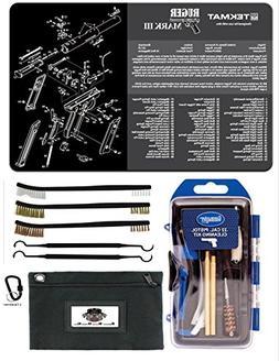 SIS E-Store Ruger Mark III EDOG 20 PC Hybrid Gun Cleaning Ki