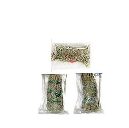 "3 Pack 5"" Sage Smudge Stick Set  for for Purifying, Cleansin"