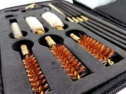 Wydan Universal Pistol Gun Cleaning Kit, Shotgun Cleaning Ki