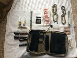 T-Mod Otis gun cleaning Kit, 5.56, .45, 7.62, 9mm, Brown/Tan