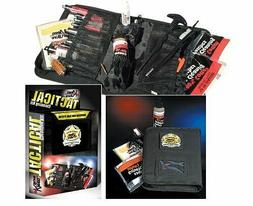 KleenBore Tactical Cleaning Kit, Universal Gun Care System,