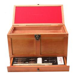Winchester Toolbox w/17 Piece Cleaning Kit for Rifles & Shot