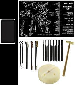 Ultimate Arms Gear Universal Bench Block + Counter Gun Mat B