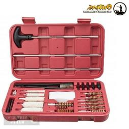 OUTERS Universal Gun Cleaning KIT 28-pc w/ Hard Case 70104 F