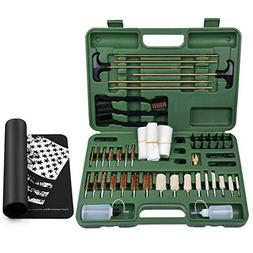 IUNIO Universal Gun Cleaning Kit Supplies with Gun Cleaning