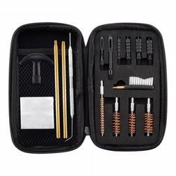 Universal Handgun Cleaning kit .22.357.38,9mm.45 Caliber Pis