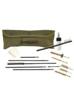universal military rifle pistol cleaning kit