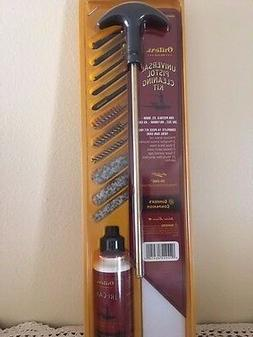 Outers Universal Pistol Brass Cleaning Kit with Tri-Care