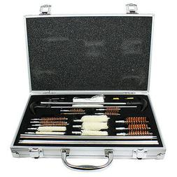 Universal Pro Gun Cleaning Kit for Pistol Rifle Shotgun /w C