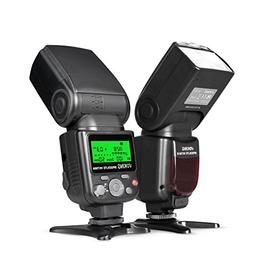 Voking VK750III Remote TTL Camera Flash Speedlite with LCD D