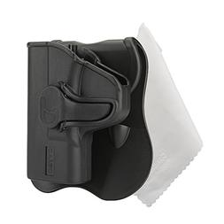 S&W M&P Shield 9mm/40 Holster - Custom Molded to Fit Smith a