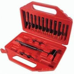 DAC Winchester 15 Piece Brass/Steel Punch Set