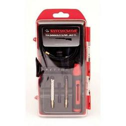 Winchester Mini-Pull 17 Caliber 12 Piece Rifle Cleaning Kit.