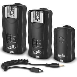 Wireless Flash Trigger Kit  for Nikon by Altura Photo