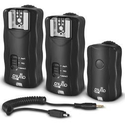 Wireless Flash Trigger Kit  for Nikon by Altura Photo®