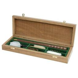 Bisley Wood Box 410G Shotgun Cleaning Kit .410g Shotgun .410